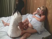 Patient HJ with Addie Juniper and Nurse Jakof